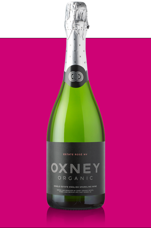 Oxney Estate NV Rosé